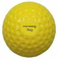 Fortress Regular Hard Pitching Machine Balls – 12 Pack