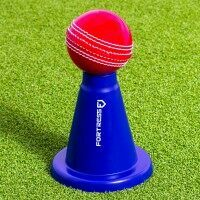 Tee de bateo de cricket FORTRESS (PACK DE 1)