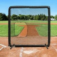 FORTRESS Softball Pitching Screen [Nimitz Edition]