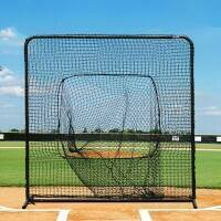 FORTRESS Regulation Baseball Hitting Net