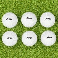 FORZA Match Dimple Field Hockey Balls - Pack of 6