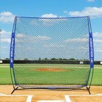 FORTRESS tragbarer Baseball Screen