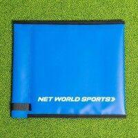 Drapeaux de Remplacement Bleus en PVC de Mousse Pour Piquets de Coin de Rugby