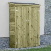 Harrier Wooden Garden Storage Cabinet [Heavy-Duty]