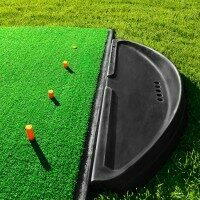 FORB Rubber Golf Ball Tray Holder