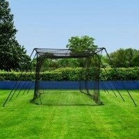 Vulcan Cricket Cage Frame Kit - 10.7m