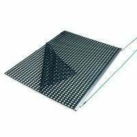 Aluminum Baseball Field Drag Mat [Heavy Duty - Double Layer]