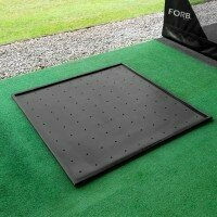 FORB Rubber Golf Mat Base - 5.1ft x 5.1ft