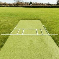 Cricket crease linjemarkerings redskap