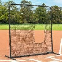 FORTRESS Regulation Softball Pitching Screen