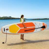 AquaTec Planches Stand Up Paddle Gonflables [Lucia - 320cm]