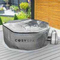 CosySpa Deluxe Hot Tub Thermal Insulation Covers [Octagonal Cover]