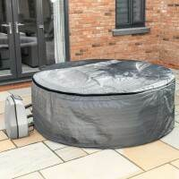 CosySpa Deluxe Hot Tub Thermal Insulation Covers [4-6 Seater Cover]