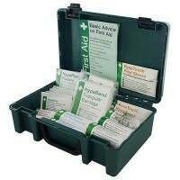 HSE 10 Person First Aid Kit in Essential Box