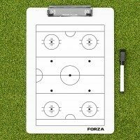 FORZA Ice Hockey Coaching Clipboard