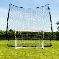 Pop-Up Stop That Ball™ - Ball Stop Net & Post System