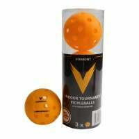 Vermont Indoor Tournament Pickleballs [Pack of 12]