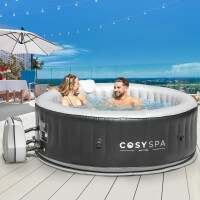 CosySpa Inflatable Hot Tub Spa [4 People]
