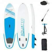 AquaTec Inflatable Paddle Boards [Cruiser - 10ft 6in] + Seat