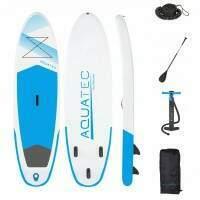 AquaTec uppblåsbara paddlingsbrädor [Cruiser - 3.2m] + Sits