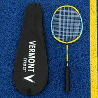 Vermont Badminton Racket & Shuttlecock Set [Junior]