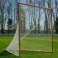 FORZA Regulation Lacrosse Backyard Goal & 6mm Net (6 x 6)