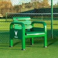 Vermont Aluminium Tennis Court Chairs [Chair Only]