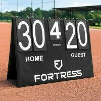 FORTRESS Portable Baseball Scoreboard