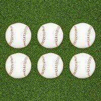 Rounders Match Balls [6 Pack]