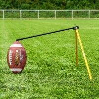 FORZA Kick Stick American Football Ball Holder & Kicking Net