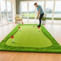 FORB PROFESSIONELE GOLF PUTTING MAT XL
