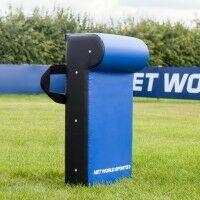 Tarcza do rugby z górnym klinem [model pro] - dla dorosłych