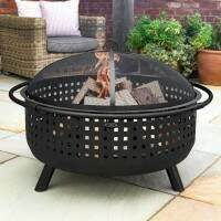 Harrier Woven Outdoor Fire Pit [42in]
