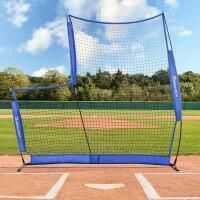 FORTRESS Portable Baseball L-Screen