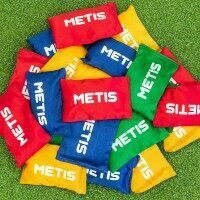METIS Bean Bags [Red]