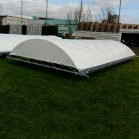 Replacement Outer Covers For Mobile Cricket Pitch Covers