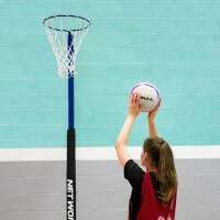 Netball Post Protector Padding [6ft School Standard 50mm] – Pair