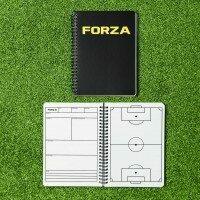FORZA Soccer Coaches Notebook [A4/A5]