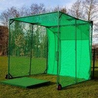 Concertina Golf Cage