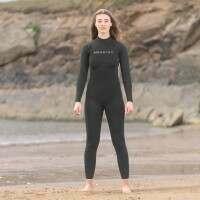 AquaTec Fuld Våddragt Til Kvinder [Begynder - 2mm] - Medium