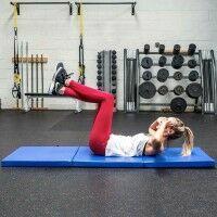 Tri-Folding Yoga Mat