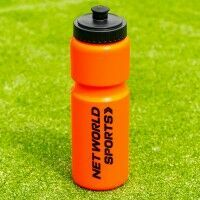 Orange Sports Drink Water Bottle (750ml)