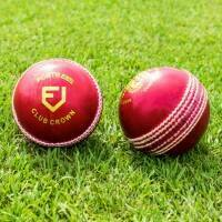 FORTRESS Club Crown Cricket Balls [Senior]