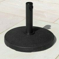 Harrier 12kg Parasol Base Weight [Solid Concrete/Resin]