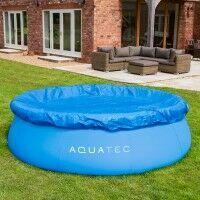 Aquatec Pool Cover - 8ft
