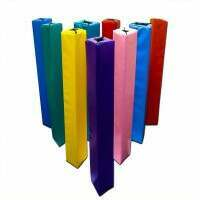 "Custom Colour Industrial Post Protectors - 14"" [Pack of 1]"