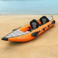 AquaTec Inflatable Kayaks [Hudson/Intermediate] - Tandem