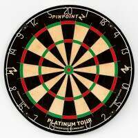 PINPOINT Professional Dartboard (Platinum Tour) [Board Only]