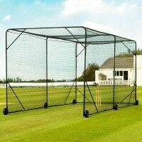 FORTRESS Mobile Cricket Cage [24ft - Cage Only]