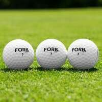 FORB F-5 Golf Balls - Tour Quality Golf Balls [3 Pack]